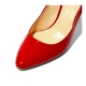 FLORENCE Patent Red