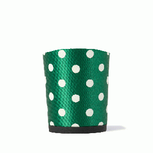 Calinan Polka Dots Green