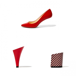 FLORENCE Patent Red +2HEELS