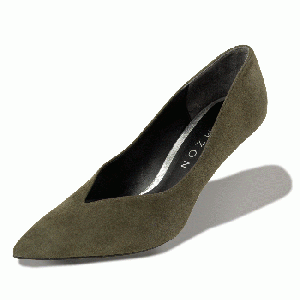 GRACE Suede Olive