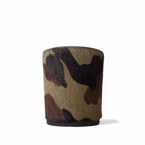 Calinan Hair Calf Pony Camouflage